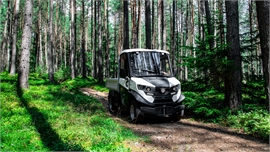 Specialized freight electric vehicles ALKE for the first time in Bulgaria