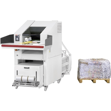 Archive paper grinding machine
